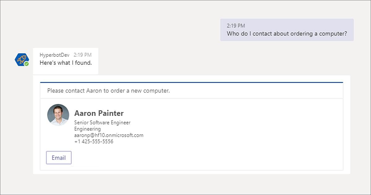 Hyperfish_employee_self_service_Microsoft_Teams