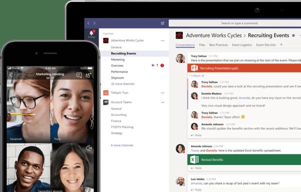 Teams_chat _call
