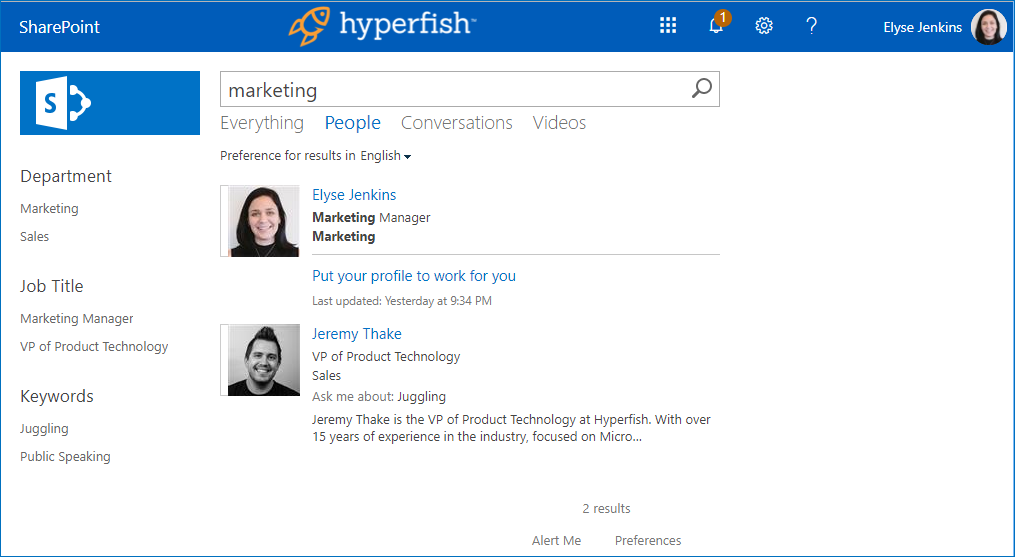 SharePoint_People_Search