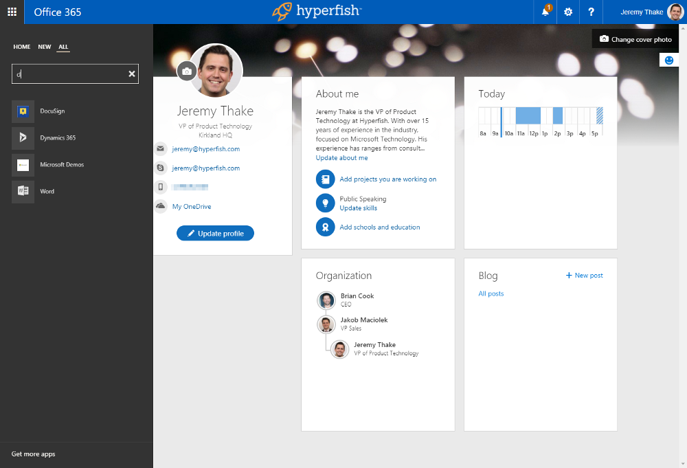 Do not fear the Office Graph and Delve in Office 365