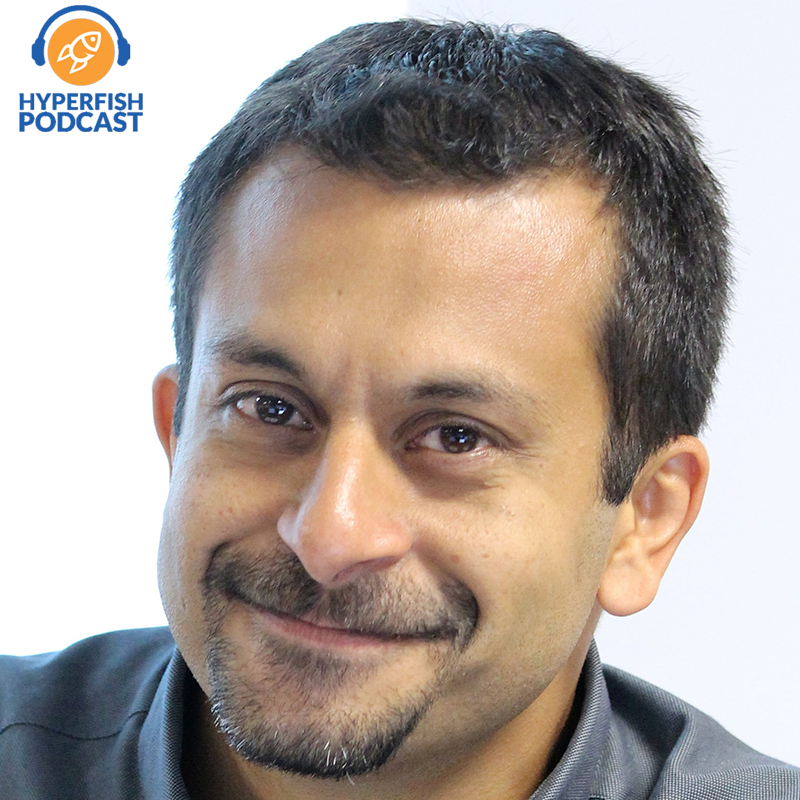 Getting the best use out of all Office 365 applications with Asif Rehmani— Hyperfish podcast